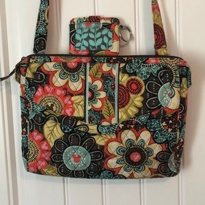 Vera Bradley Disney Purse + ID Wallet
